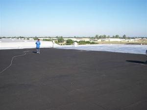 Emulsion Alum Roof Coating