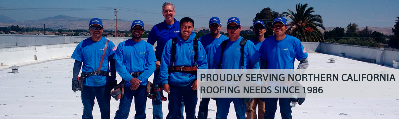 Commercial And Residential Roofing Services   Northern California Roofer